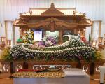 家族葬63 祭壇一式