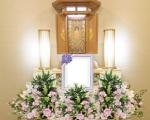 家族葬34 祭壇一式