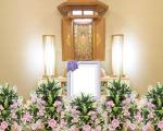 家族葬43 祭壇一式