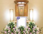 1日葬 祭壇一式